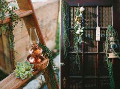 Rustic Chic Backyard Wedding: Michelle + Jimmy | Green Wedding Shoes Wedding Blog | Wedding Trends for Stylish + Creative Brides  interesting