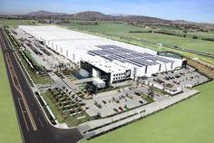 SKECHERS North American distribution center in Rancho Belago, California. (Photo: Business Wire)