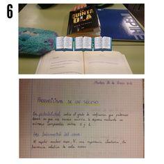 26/01/16  Hoy empezamos con plan lector, hoy dimos nueva teoría, dimos que es la probabilidad y la ley fundamental de azar. Después nos pusimos hacer apuestas e ejercicios con la ruleta.
