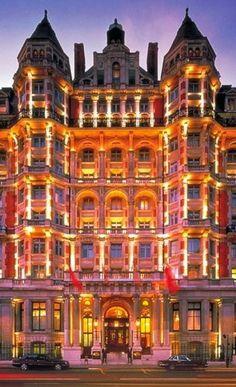 Mandarin Hotel - Hyde Park, Londres.