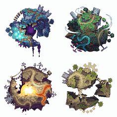 Живые планеты