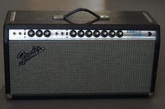 front view Amp made in January 1972 Valve Amplifier, Marshall Speaker, Guitar Amp, January
