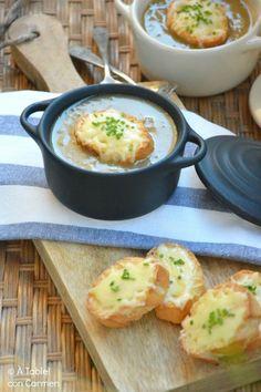 Probablemente la mejor Sopa de Cebolla al estilo francés que haya probado, aunque esté mal que yo lo diga. Y aclaro lo de que...