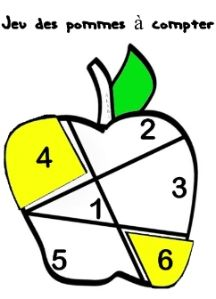 la maternelle des loupiots French Revision, Act Math, Autumn Theme, Activities For Kids, Grande Section, Album, Education, Fruit, Learning