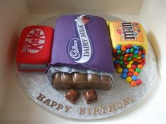 Chocolate cake, literally #food #chocolate #cake