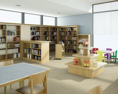 library furniture for kids