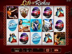Life of Riches – Newly Released Slot Machine by Microgaming - http://freeslots.guru/life-riches-newly-released-slot-machine-microgaming/