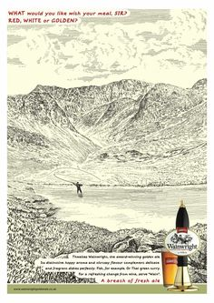 Thwaites Wainwright Ale: Food