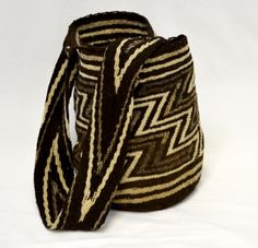 Fwitimbiro Mochila Arhuaca Colombian Unisex Handmade Bag