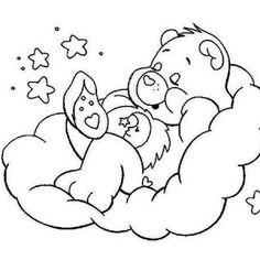 Care Bears Animation Production Cel Care Bears Photo 24422652