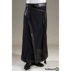 Man's Skirt, 1987. Kay, so personally, glad this didn't pick up much or stick around... :P