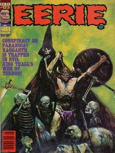 Eerie #123 (Issue)