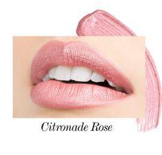 Citronade Rose Long-Wear Lip Crème Liquid Lipstick | Jouer Cosmetics