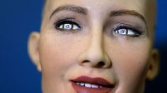 BBC - Future - How it feels to meet Sophia, a machine with a human face