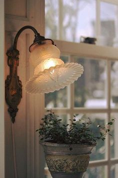 Pretty light fixture