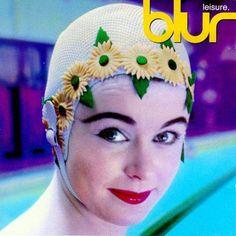 BLUR- Leisure Special Edition Vinyl Record