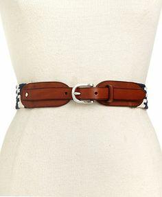 Tommy Hilfiger Belt, Multi Woven Stretch Tommy Hilfiger Belt, Belt Online,  Stretch Belt 394815bb7a7