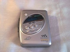 Sony WM-FX244 Portable Cassette Walkman AM/FM Tuner-40 Stations-Mega Bass #Sony