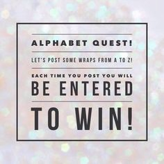 Jamberry alphabet game