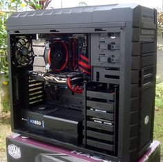 Cooler Master HAF XM Review – A Mid Tower Chassis with Full Tower Features