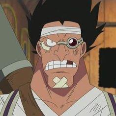 Zambai, One Piece
