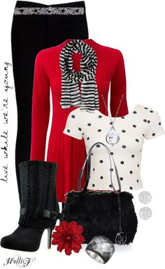 """""""* SWEATER BOOTS * Contest Entry"""" by hrfost1210 on Polyvore"""