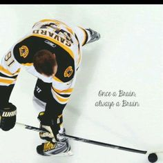 6/1/13 Mark Savard's current profile picture...once a Bruin, always a Bruin!!.
