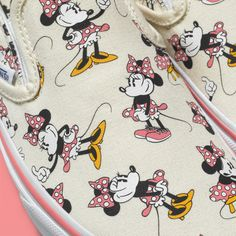 The Disney and Vans Young at Heart Collection is Now Available!