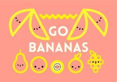 Michéle Brummer Everett-go bananas