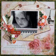 Kaisercraft - Key to My Heart - Hetty Hall Scrapbook Blog, Scrapbooking Layouts, Scrapbook Pages, White Pen, Step Cards, Paper Doilies, Key To My Heart, Paper Hearts, Heart Cards