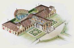 Villa Barbaro - Andrea Palladio, Architect