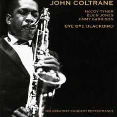 John Coltrane - Bye Bye Blackbird Premium Poster at AllPosters.com