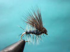 Ice dub elk hair caddis by caddiseug, via Flickr