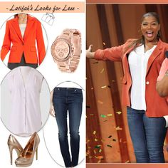 Queen Latifah's Look for Less: May 12
