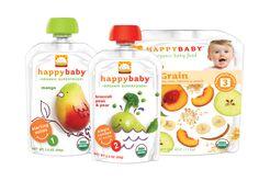 Happy Family Baby food