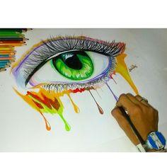 Art fashion drawing