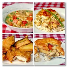12 Different Recipes For Turkey Leftovers. Too yummy!