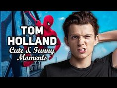 """The new Spider Man Tom Holland Funny Videos Compilation ➥ If you enjoyed this video please hit the """"Like"""" button for me, it's showing your support and helps . Avengers Quotes, Avengers Imagines, Marvel Trailers, Marvel Funny, Marvel Comics, Avengers Cast, Marvel Avengers, Bae, Funny Interview"""
