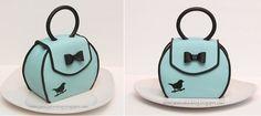 handbag cake tutorial by the Jessicakes Blog