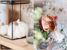 Herzenswärme: HERBSTGEFLÜSTER Autumn Inspiration, Candle Holders, Candles, Winter, Handmade, Fall, Winter Time, Hand Made, Porta Velas