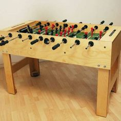 1000 images about heimwerken f r die fu ball party on pinterest basteln diy and crafts and. Black Bedroom Furniture Sets. Home Design Ideas