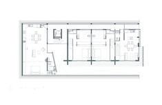 Imagen 18 de 21 de la galería de Conjunto Zempoala 267 / GDE Grupo Diseño y Espacios. Planta Primer Nivel