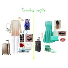 Traveling Outfits