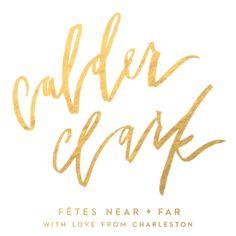Home - Calder Clark | Luxury Wedding Design + Planning | Charleston