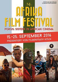 AFRICAN WOMEN IN CINEMA BLOG: Sisters in African Cinema : FilmInitiativ Köln e.V. – Afrika Film Festival 2016 - Deutsch | English | Français