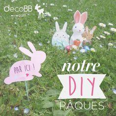 decoBB DIY de Pâques