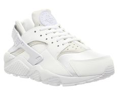 Buy White White W Nike Air Huarache from OFFICE.co.uk.