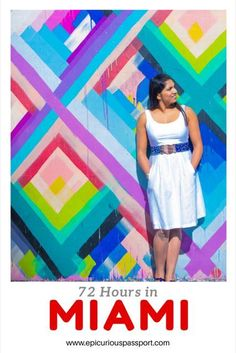 72 Hours in Miami, Florida. Travel in the USA.