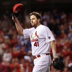 John Lackey pitches the Cardinals to a 4-0 win over the Cubs in Game 1 of the 2015 NLDS.