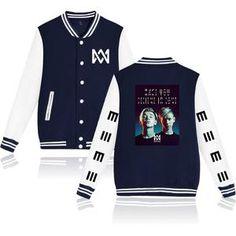 Marcus & Martinus Winter Baseball Jacket Fashion Casual Winter/Autumn Outwear Warm Jacket Plus Size Clothes Oversized Coat, T Shirts For Women, Clothes For Women, Jacket Style, Winter, Cool Outfits, Hoodies, Sweatshirts, Outfits
